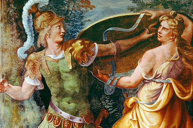 Thetis and Achilles In The Iliad Essay Sample