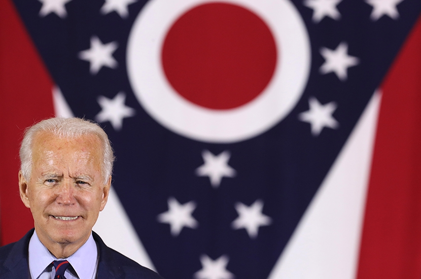 Why this lifelong Republican has to vote for Biden