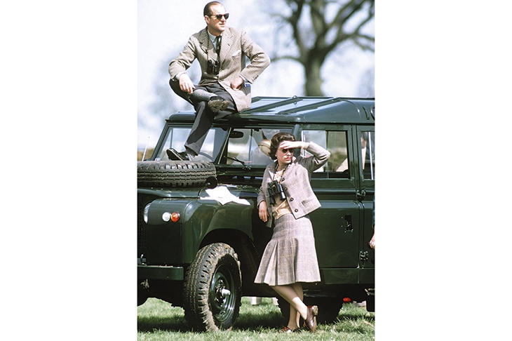 For Queen and country: the joy of Land Rovers