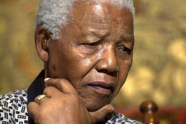 The grim state of South Africa one year after Nelson Mandela