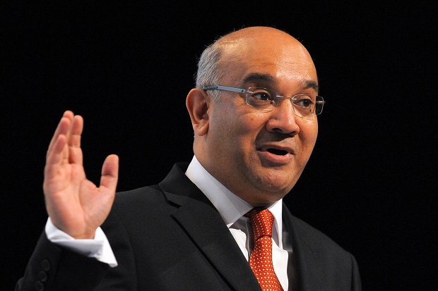 Keith Vaz is all things to all men. (ANDREW YATES/AFP/Getty Images)