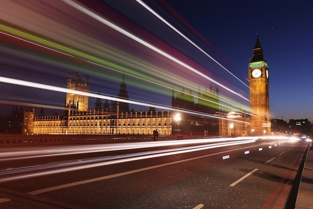 The home of the rebellious MPs. Photo: Getty Images.