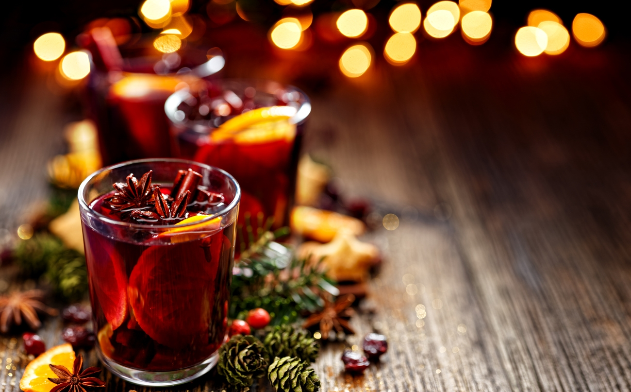 Why my booze-free Christmas just didn't work