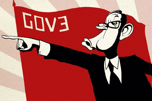 Why Michael Gove is the best leader Labour never had