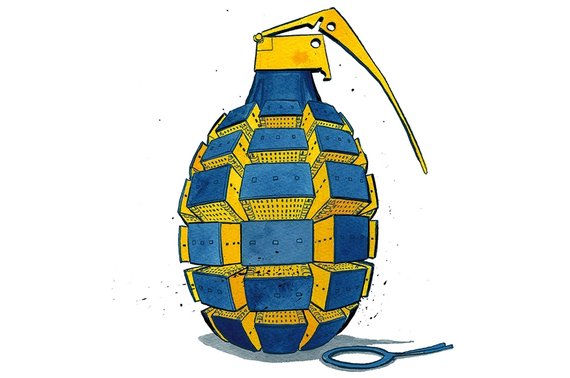 Sweden's crime problem has become too big to ignore