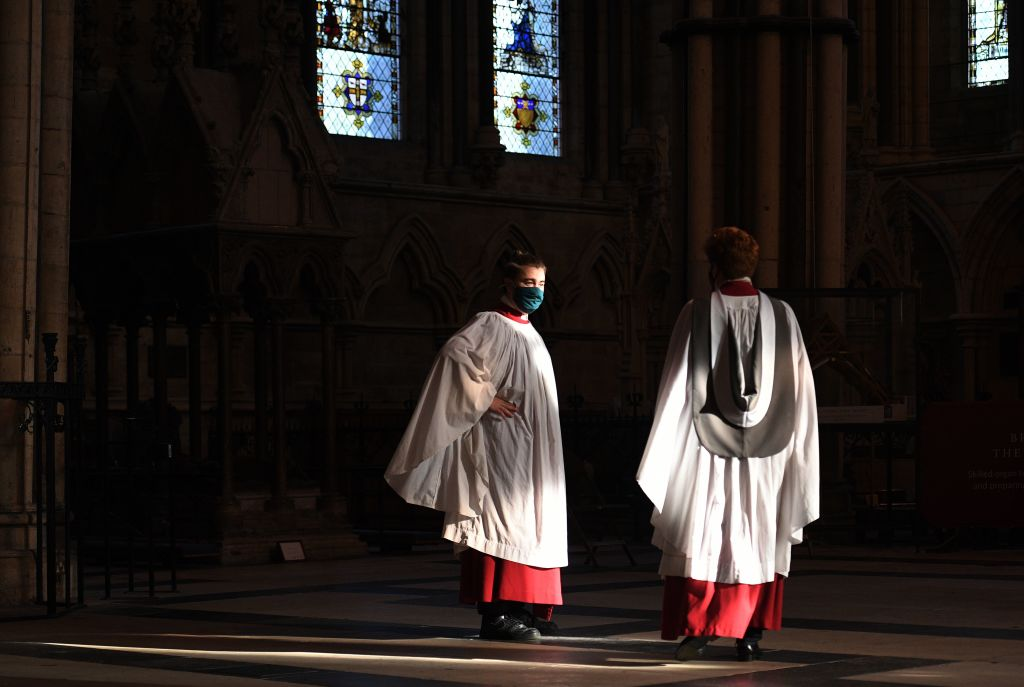 Is it time for Christianity to go underground?