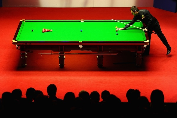 Snooker is the world's most skilled, absorbing, tactically subtle sport. Give it a break!
