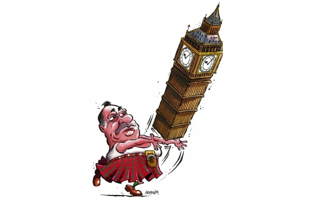 Why an SNP surge at Westminster could mean the end of Britain