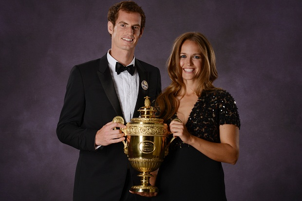 Kim Sears could make an honest man of Andy Murray.