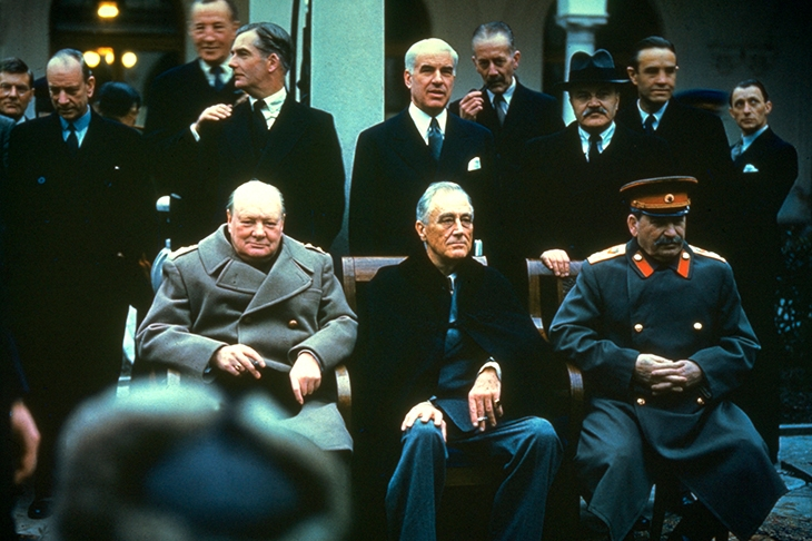 Churchill's enigma: the real riddle is why he cosied up to Stalin