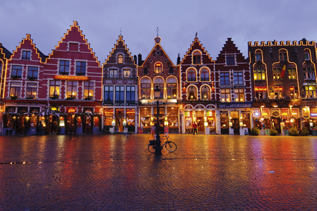 Notes on… Christmas shopping in Bruges