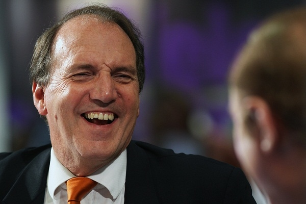 Simon Hughes is a serious politician; that's why he said banks have made racist decisions. Image: Getty.