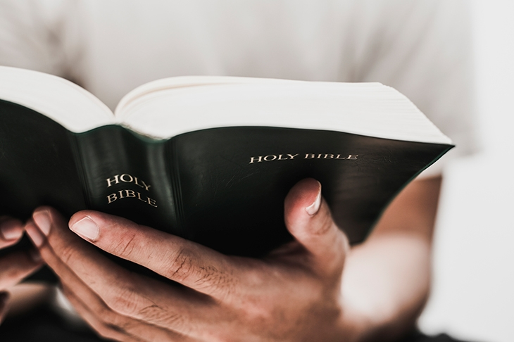 Could possession of the Bible become an offence in Scotland?