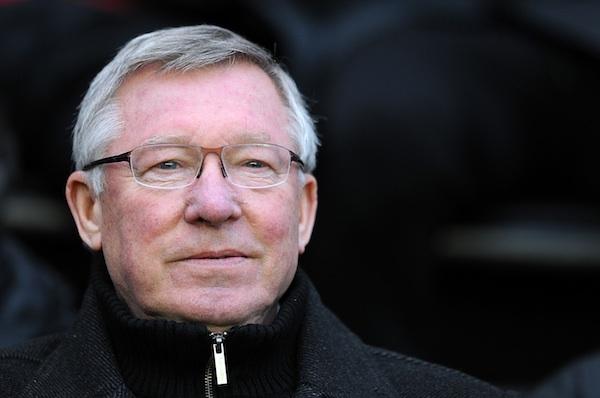 Goodbye, Sir Alex. You won't be missed. Image: Getty