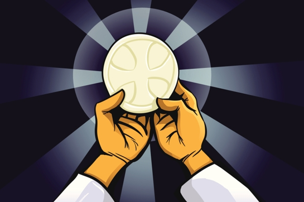 I'm a divorced Catholic. And I'm sure it would be a mortal sin for me to take Communion