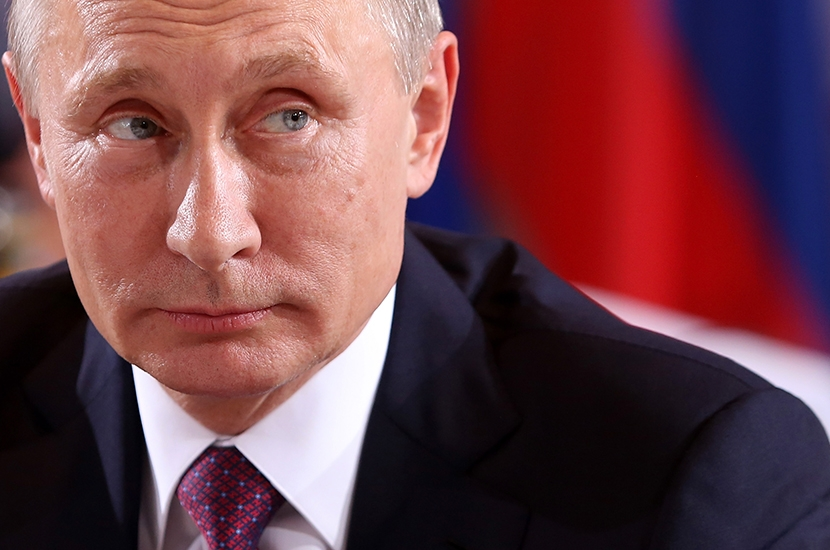 American carnage suits Putin perfectly