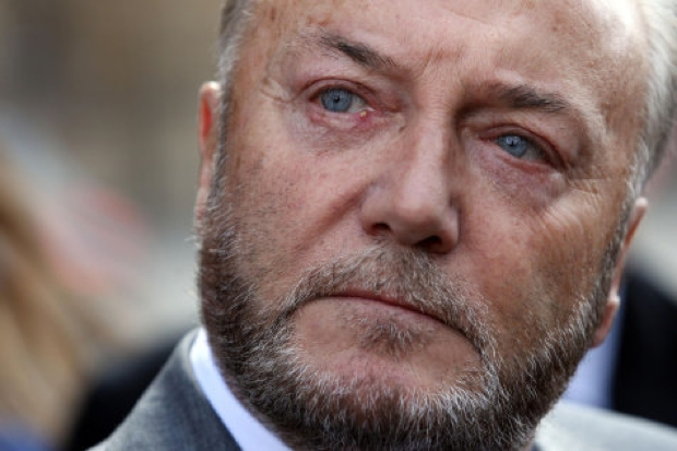 George Galloway's one-man mission to save the Union