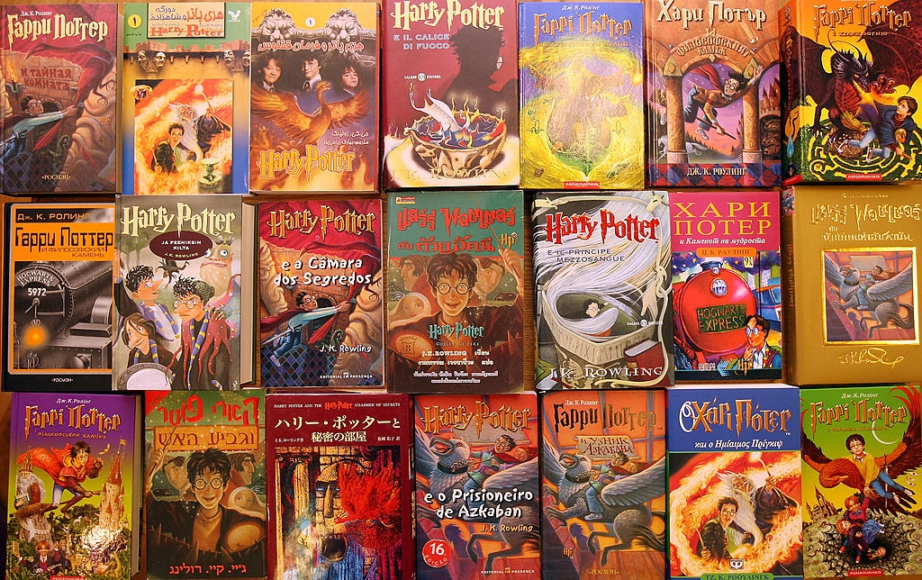Harry Potter's dwindling popularity is a great shame
