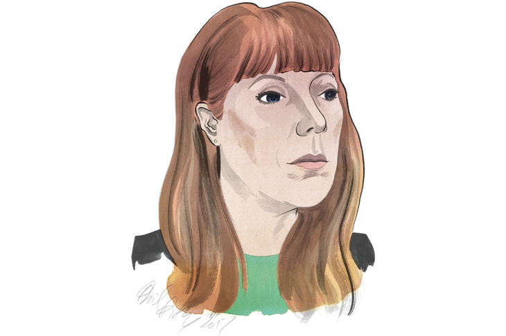 Why isn't Angela Rayner a Tory?