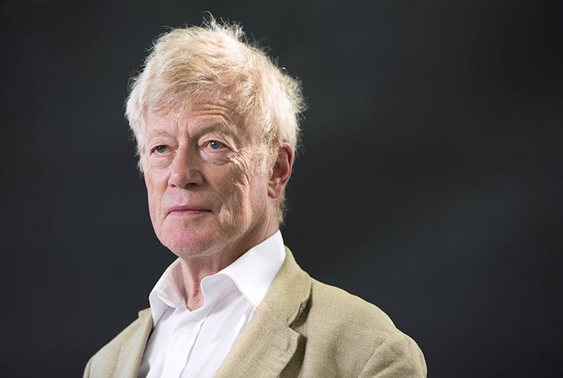 Roger Scruton: My 2019