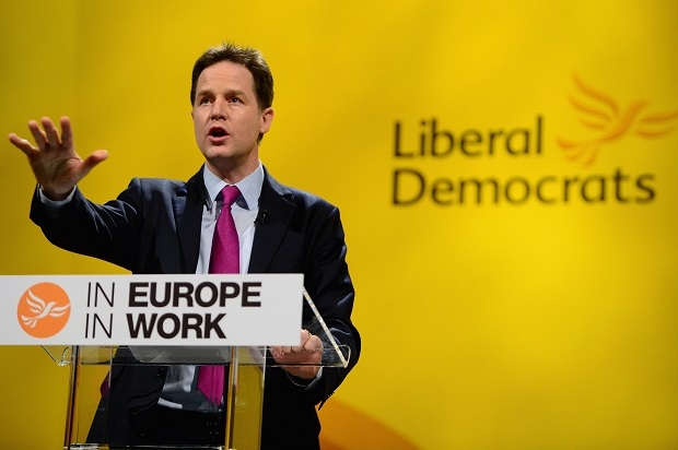 Why might this man want to avoid 'the politics of blame'? (Image: Getty)