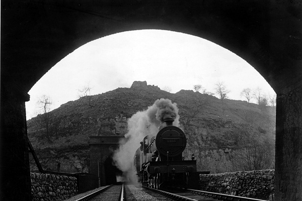The railways and the past are recurring themes of Sean O'Brien's frequently political but never preachy poetry. Image: Getty