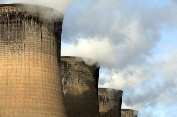 Eggborough power station (Photo: Christopher Furlong/Getty)