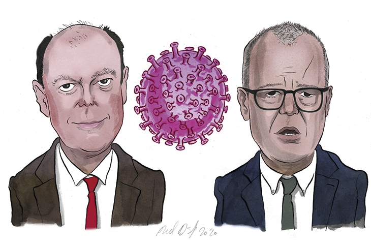 Two gentlemen of corona: the scientists helping to fight Covid-19