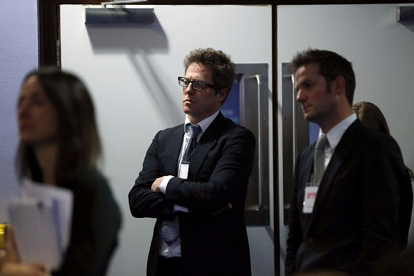 Might the battle between Hugh Grant and the press be rejoined? David Cameron fears it will.