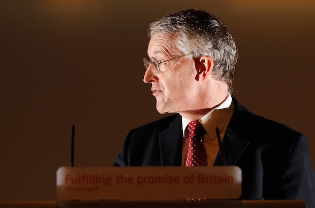 Hilary Benn appears to have won his battle with other Shadow Cabinet members for a Labourish form of localism.