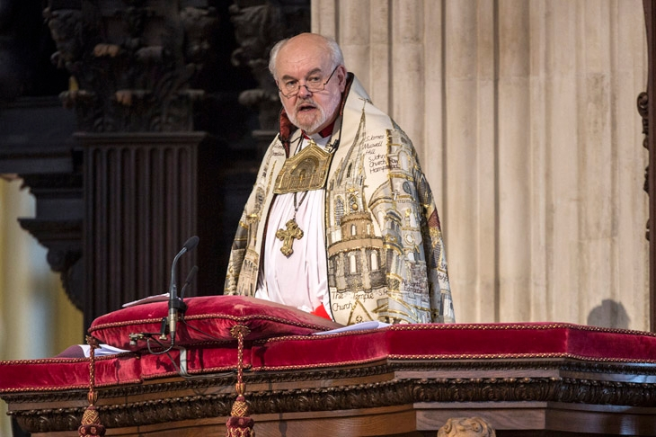 Who will be London's next bishop?