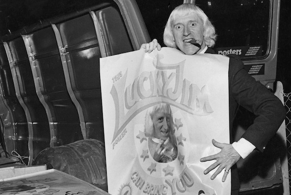 Leveson and Jimmy Savile