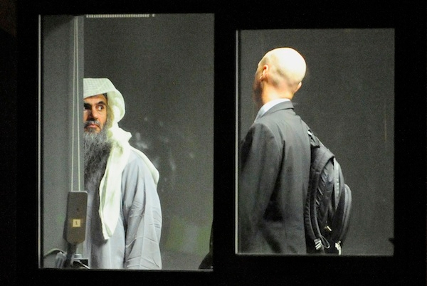 Muslim Cleric Abu Qatada Is Extradited To Jordan To Face Terror Charges