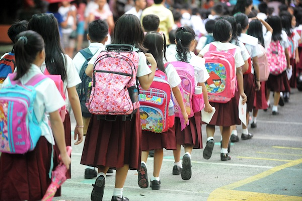 What Michael Gove should know about going to school in Singapore