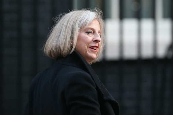 Theresa May will face questions when Parliament returns on the efficacy of TPIMs. Picture: Getty