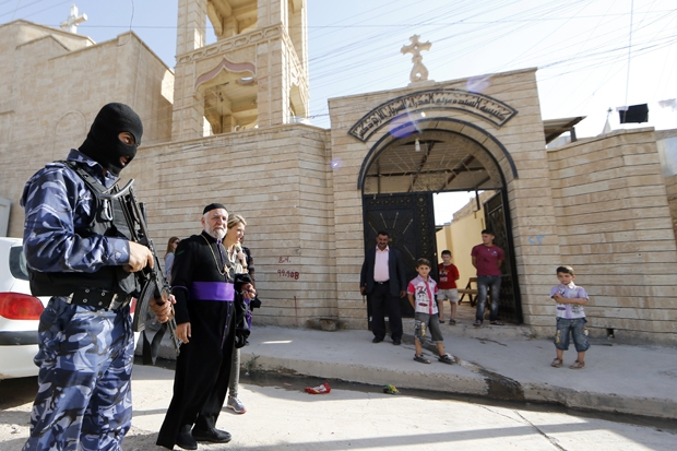 Why are we abandoning the Middle East's Christians to Isis?
