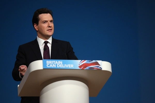 The established criticism of George Osborne is that he is influential yet insubstantial, is that fair?