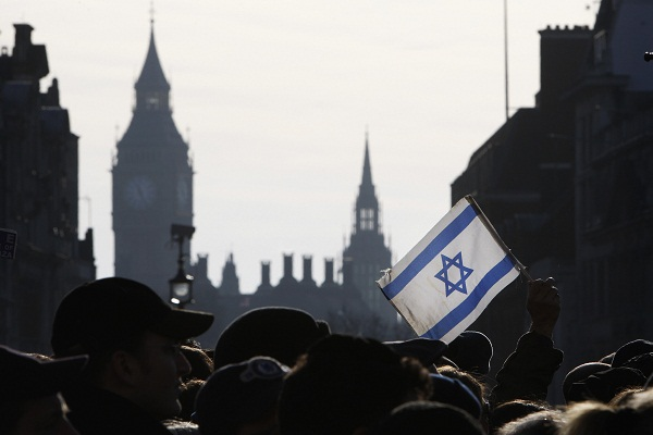 Israel and Britain, Getty Images