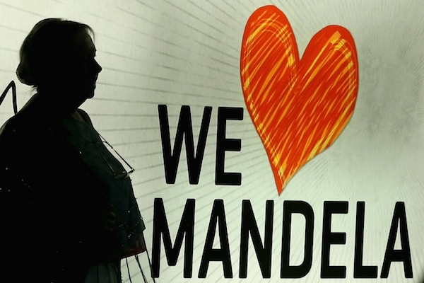 Why is Nelson Mandela's health a state secret?