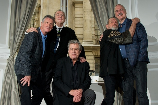 Don't flog a dead parrot - leave Monty Python in the past