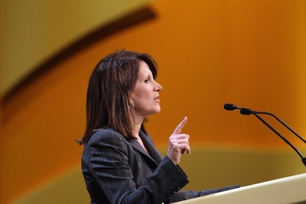 Lynne Featherstone said both Julie Burchill and the Observer's editor John Mulholland should be sacked immediately. Picture: Getty