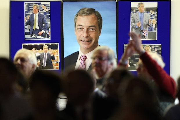 The Ukip spring conference in March 2013. Image: Getty