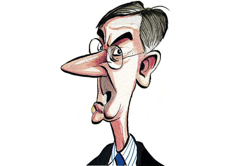 Jacob Rees-Mogg: 'I am enormously environmentally friendly by driving old Bentleys'