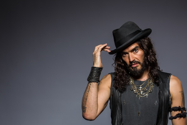 Russell Brand writes in this week's Spectator on addiction. Photo: WireImage