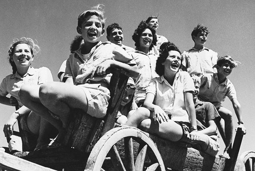The rise – and disastrous fall – of the kibbutz