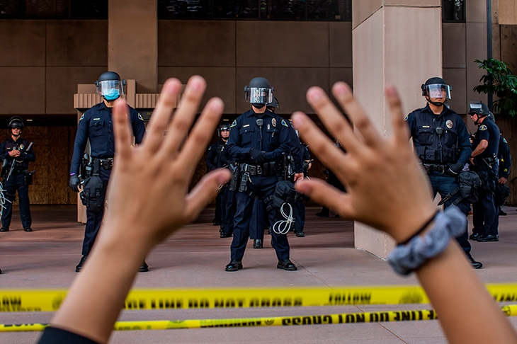 The truth about America's police culture
