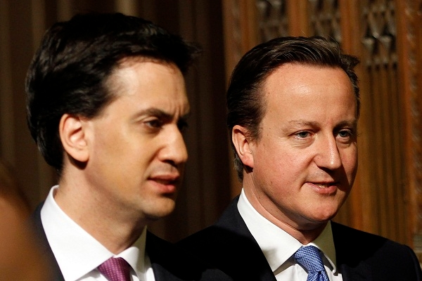 PMQs returned today with all the old animosities on show. Image: Getty