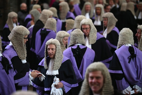 Would their Lordships afford the same treatment to the general public as they have to Margaret Moran? Image: Getty
