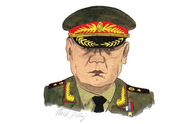 Silent strongman Sergey Shoigu is the real force behind Russia's military aggression
