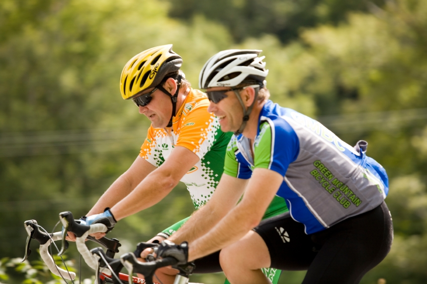 Beware the Lycra louts